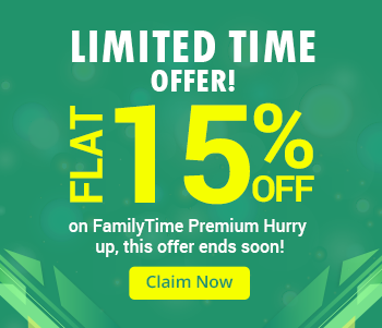 Limit Time Offer 15% Off