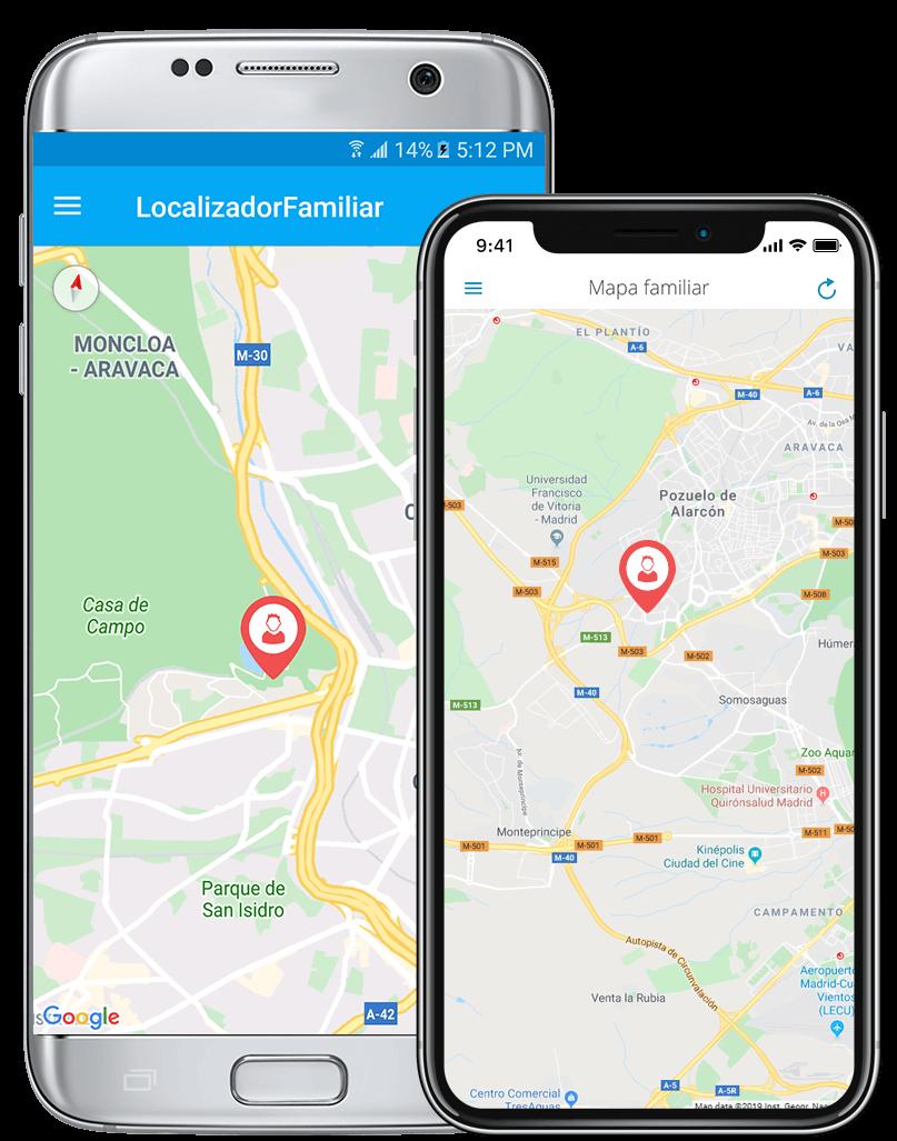 mejor aplicacion para localizar amigos
