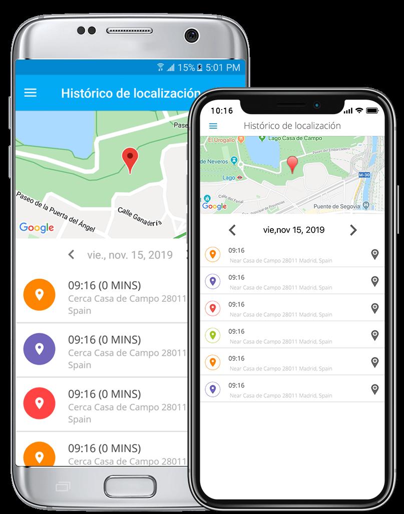 rastrear ubicacion de telefono celular