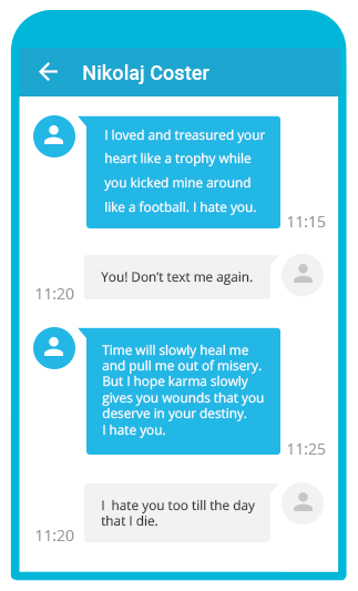 FamilyTime Text Messages Monitoring Feature